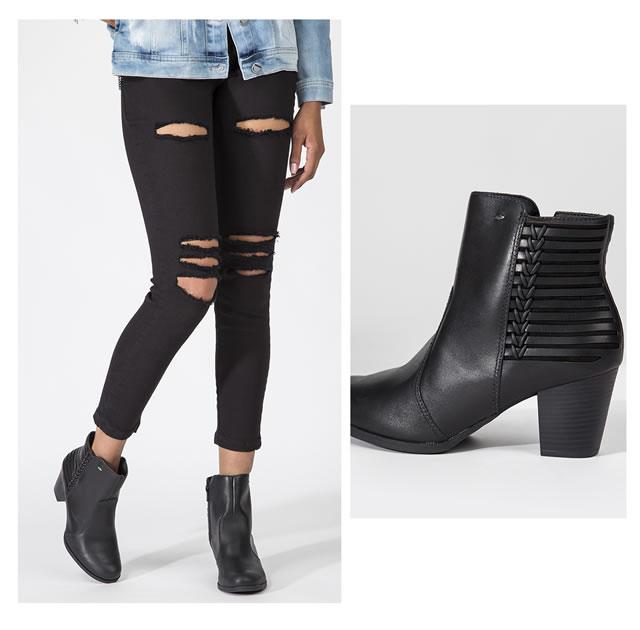 58a1f26295 04 tipos de botas cano curto para você se inspirar no inverno - Blog ...