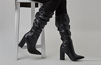 SLOUCH BOOTS: CONHEÇA O HIT DO INVERNO 2018