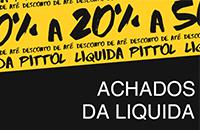 50%OFF: ACHADOS LIQUIDA DE VERÃO PITTOL